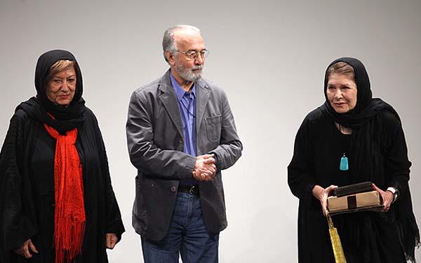 پرویز پورحسینی و همسرش بیوگرافی و عکس