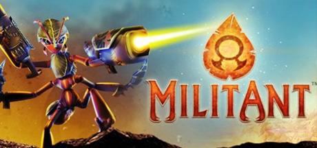 کرک بازی MilitAnt