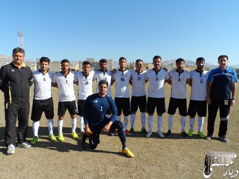بازی امیرکبیرو  وفایی شیراز