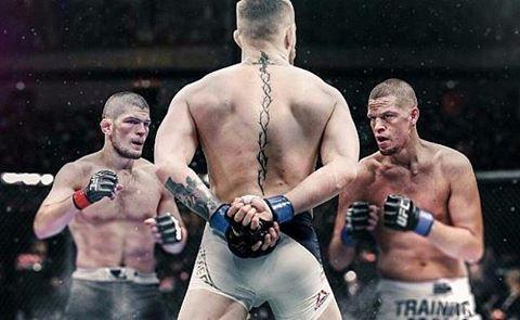 نتایج مبارزات رویداد UFC 207: Nunes vs Rousey