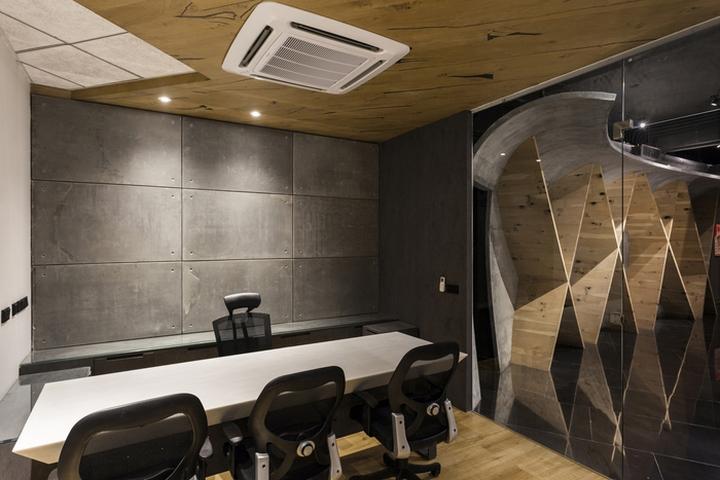 طراحی و دکوراسیون مدرن دفترکار3