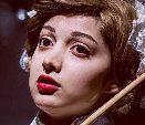 عکسهای جدید روشنک گرامی در نمایش بازی یالتا