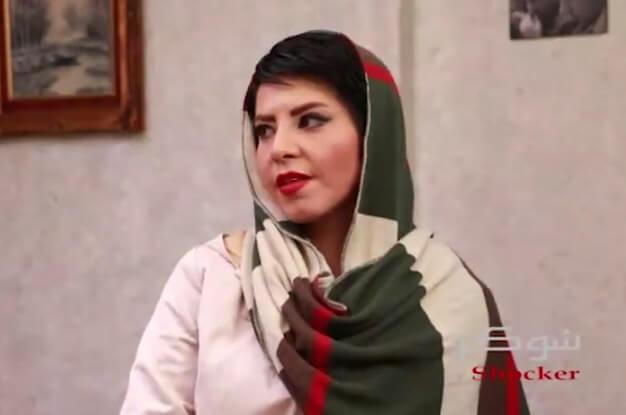 فیلم گفتگو با مرسده ملکشاهی دختر سگ آزار+عکس