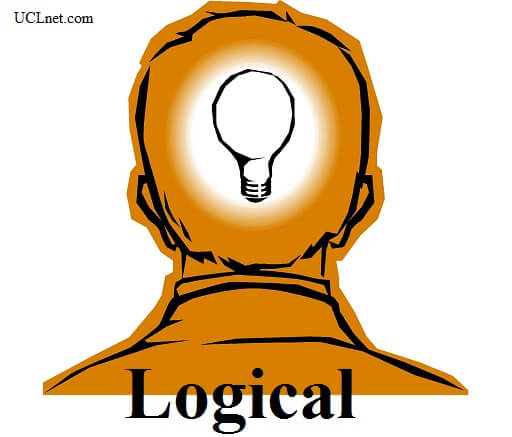 Logical – آموزش لغات کتاب ۵٠۴ – English Vocabulary – کدینگ لغات ۵٠۴