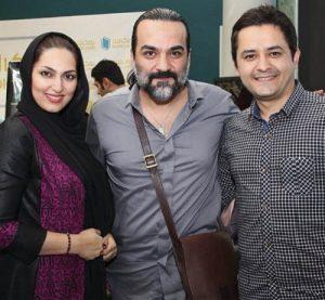 افشین زی نوری | افشین زی نوری و الهام یار احمد | بیوگرافی و عکس دخترش