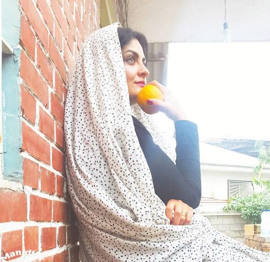 عکس لیلا ایرانی بازیگر