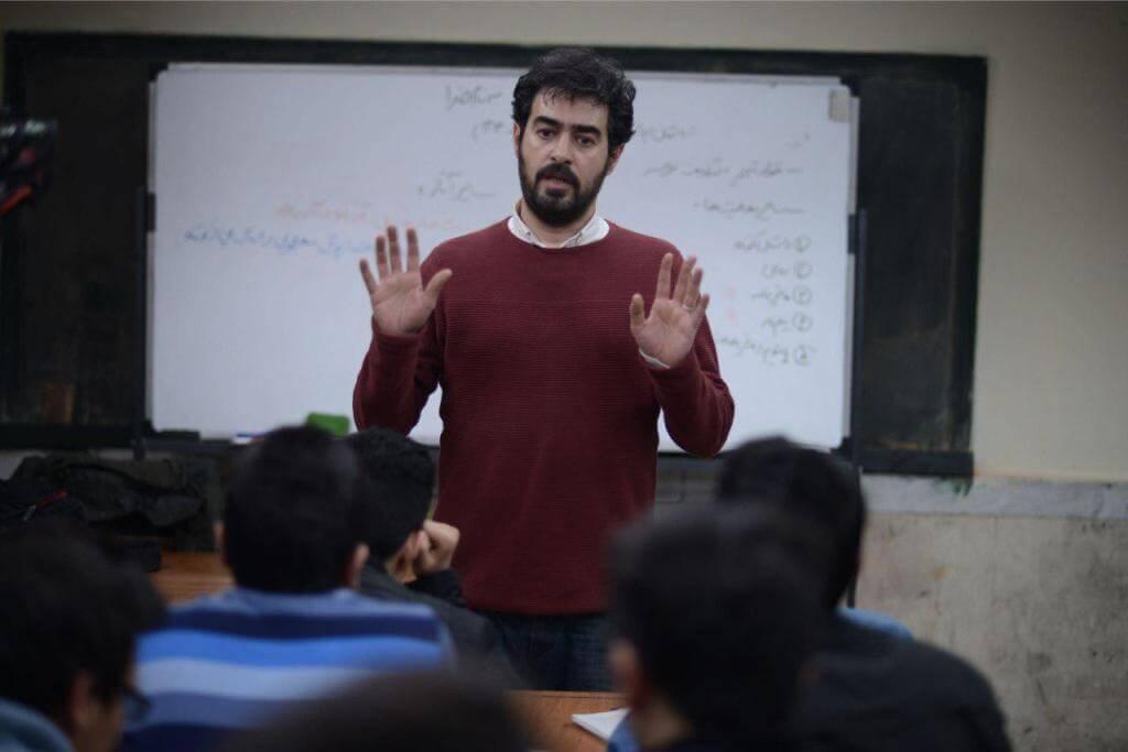 دانلود رایگان فیلم فروشنده | شهاب حسینی و ترانه علیدوستی | لینک مستقیم