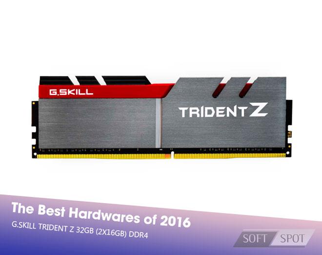 G.Skill Trident Z 32GB (2x16GB) DDR4
