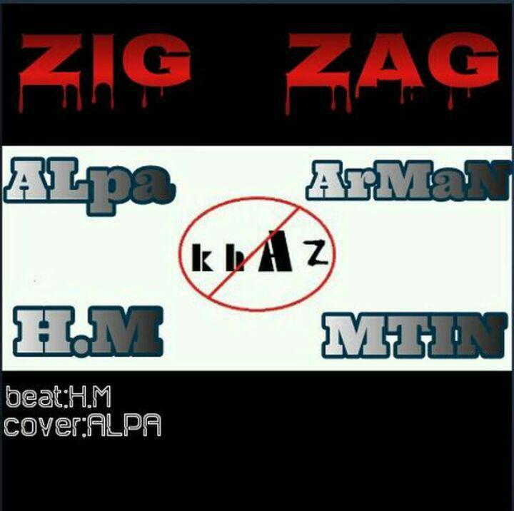آهنگ khaz از zig zag