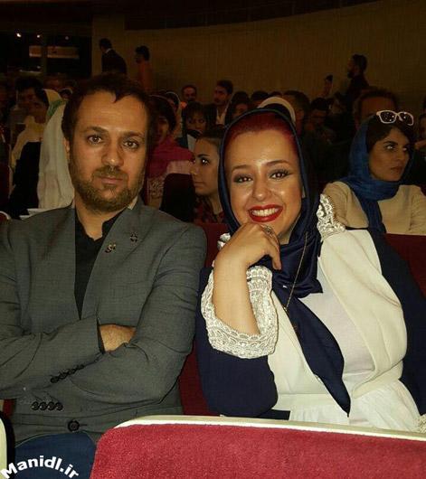 آرتمیس ورزنده و احمد مهران فر