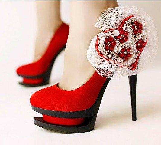 مدل کفش پاشنه بلند دخترانه سری 5
