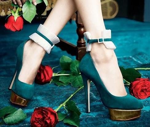 مدل کفش پاشنه بلند دخترانه سری 8