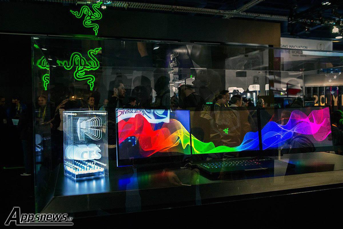 جایزه 25 هزار دلاری برای یابنده لپ تاپ دزدیده شده ریزر در نمایشگاه CES 2017