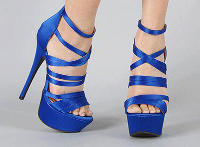 مدل کفش پاشنه بلند دخترانه سری 14