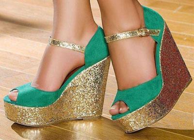 مدل کفش پاشنه بلند دخترانه سری 19