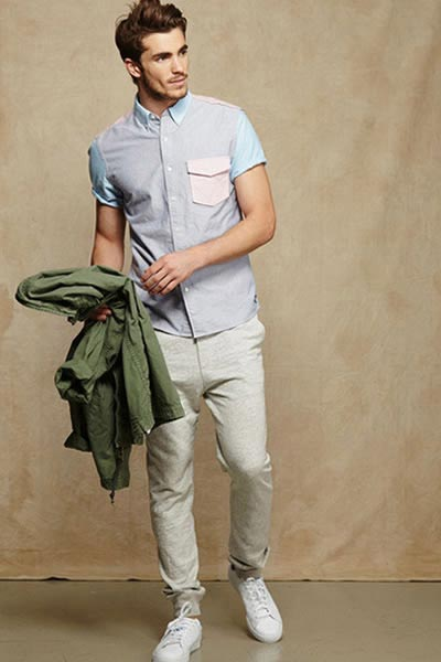 مدل لباس شیک مردانه سری 9