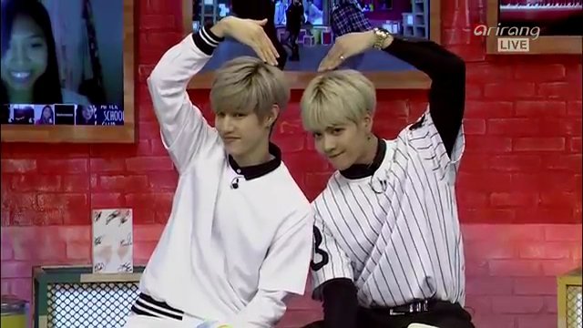 After School Club Markson show