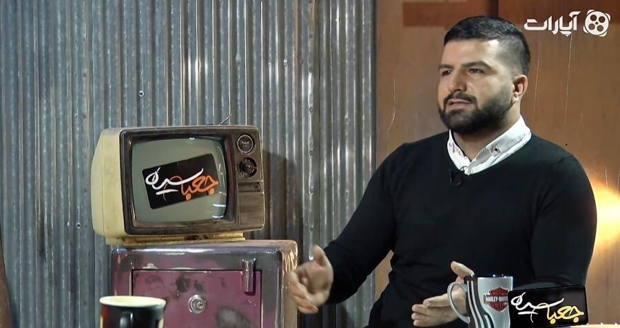 دانلود فیلم مصاحبه برنامه جعبه سیاه با مجید خراطها کیفیت عالی