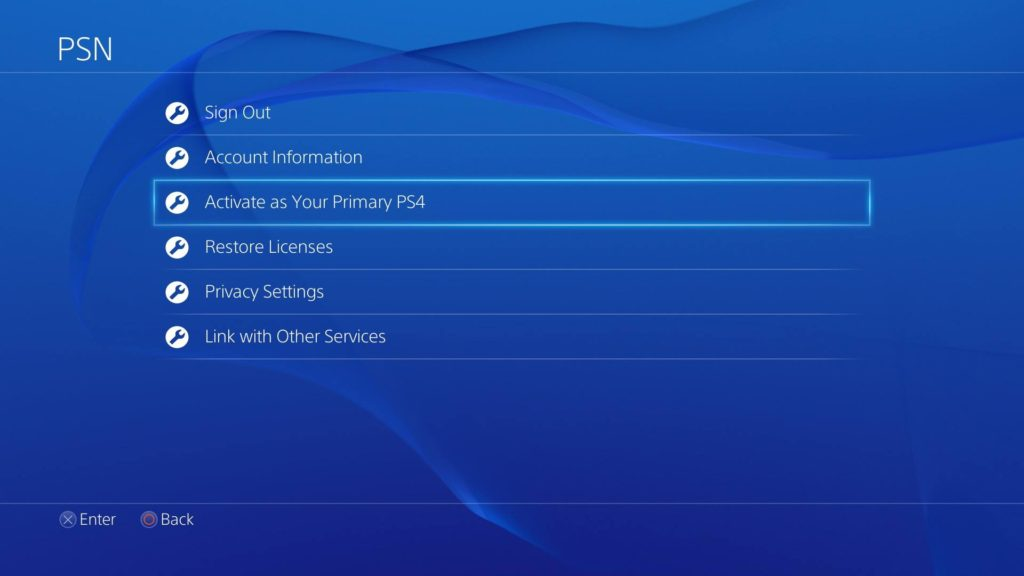 دانلود بازی اکانت PSN