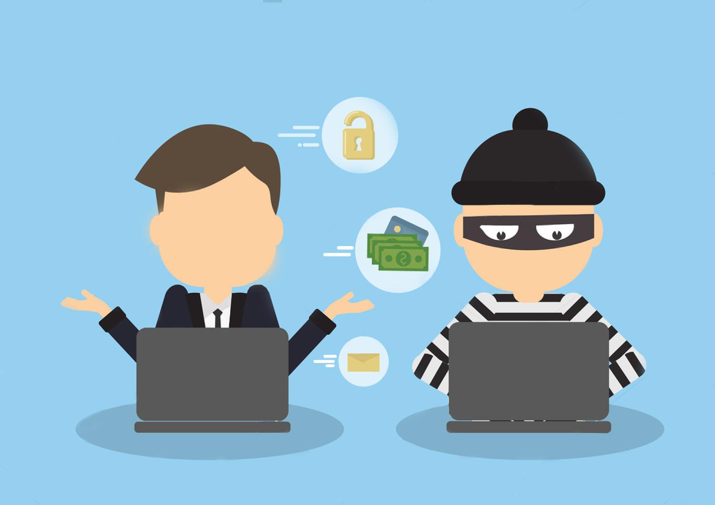 اینفوگرافی چگونه از تجارت خود در مقابل باج افزار ها محافظت کنید