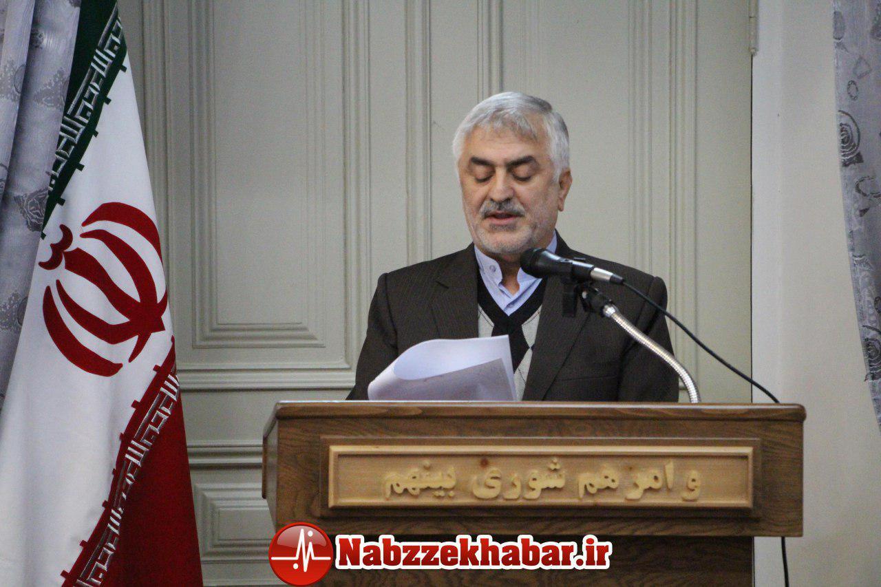 من محمود باقری هستم محمود احمدی نژاد نیستم.