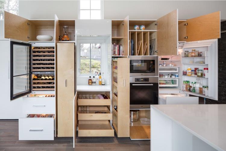 مدرن ترین کابینت برای آشپزخانه