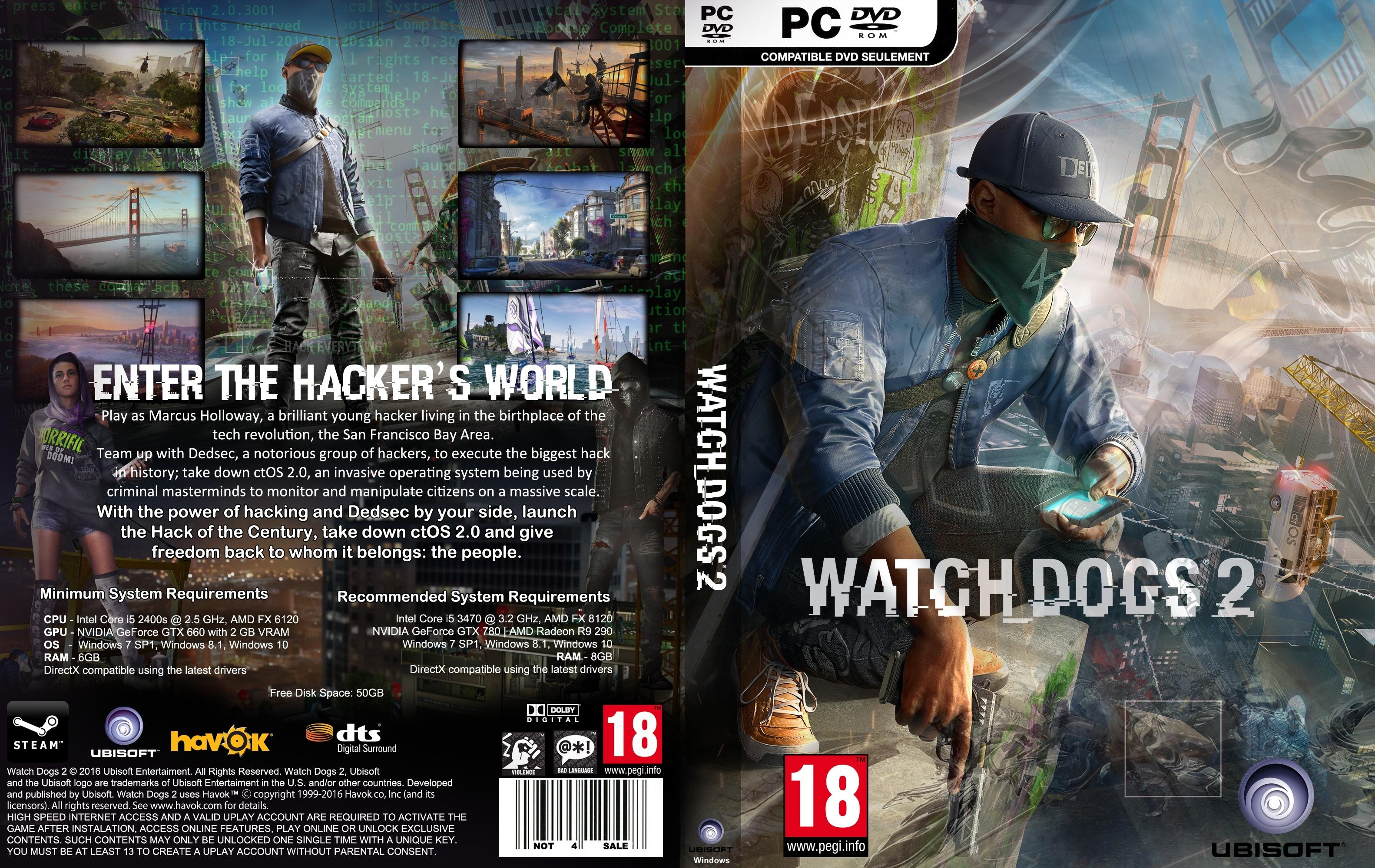 jma games weblog - دانلود نسخه کرک شده بازی watch dogs 2 برای pc