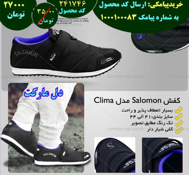 خرید پیامکی کفش Salomon مدل Clima
