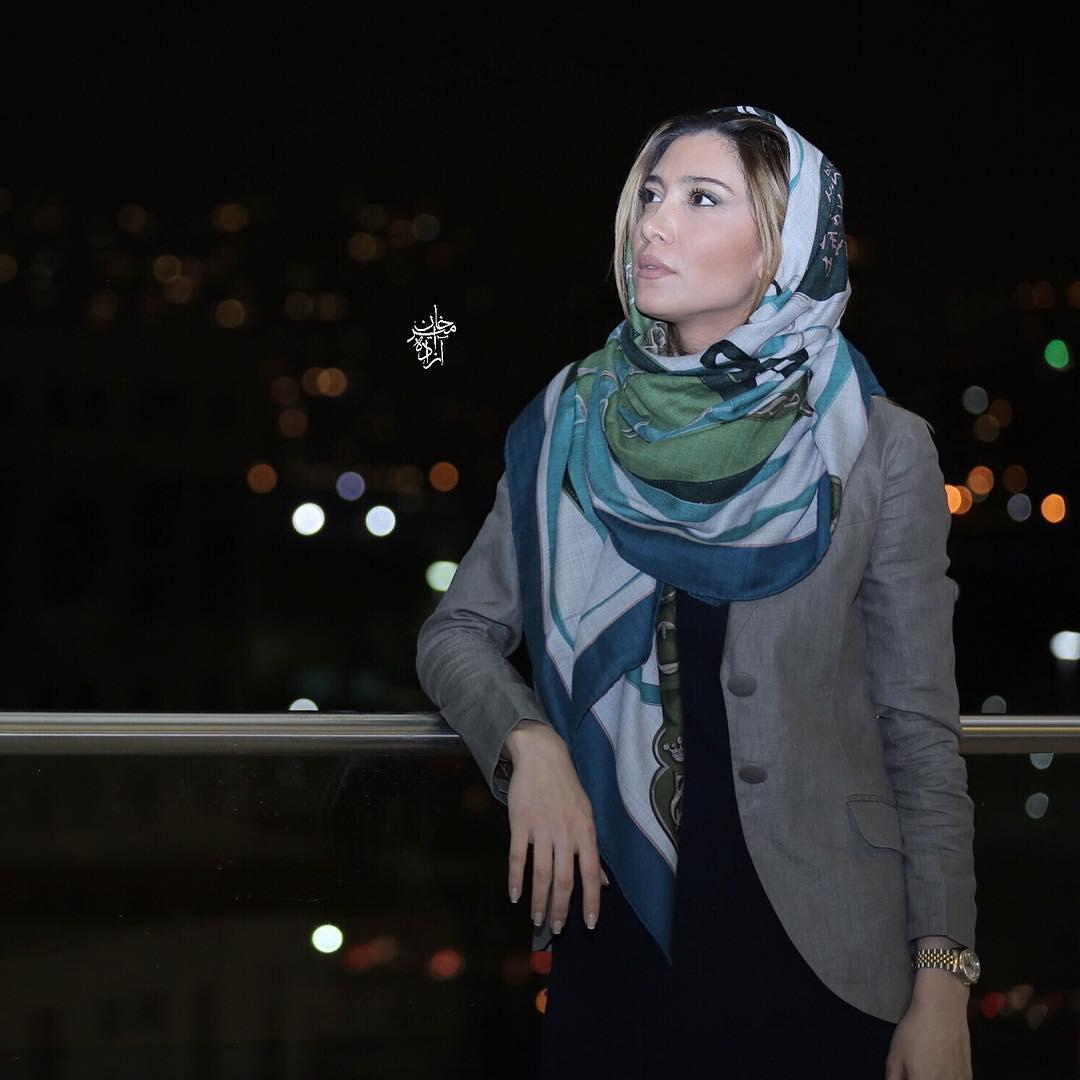 نیکی مظفری در جشنواره فیلم فجر 35