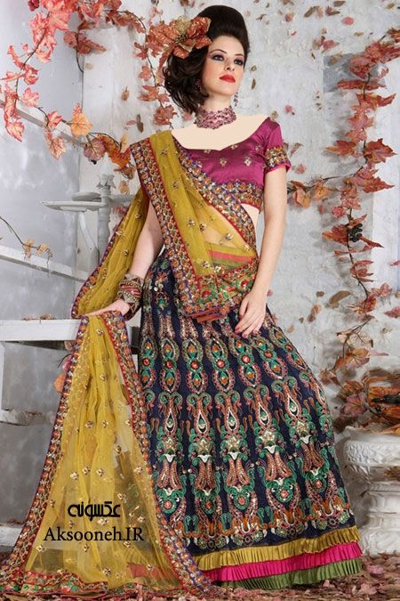 Most stylish and beautiful Hindi clothes | WwW.Aksooneh.IR