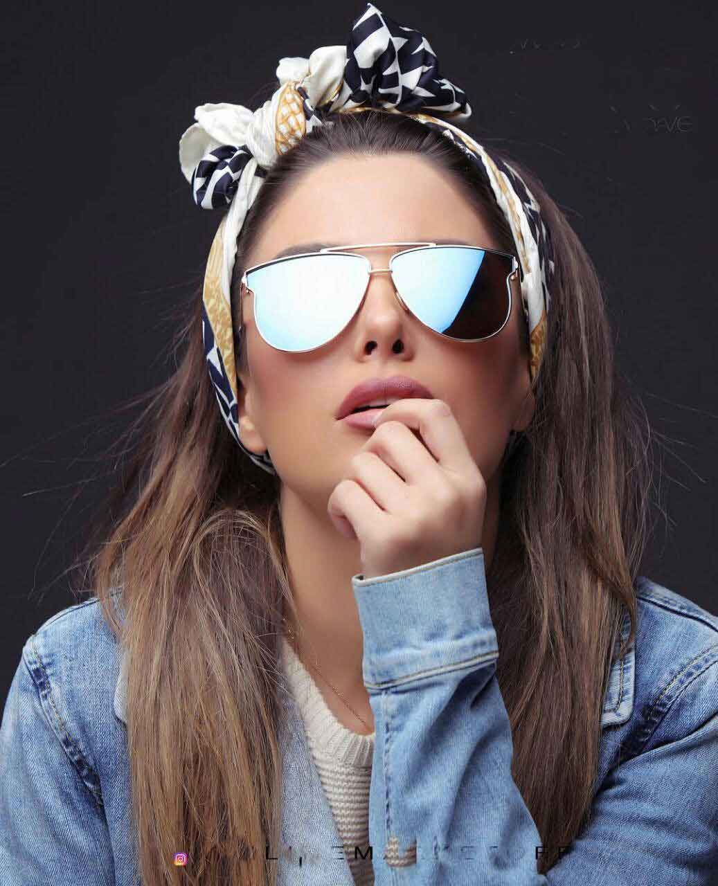 عینک آفتابی طرح 2 نیو دیور