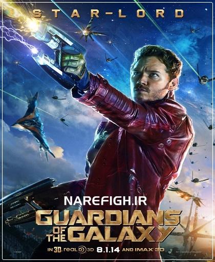 دانلود رایگان فیلم سینمایی Guardians of the Galaxy 2014
