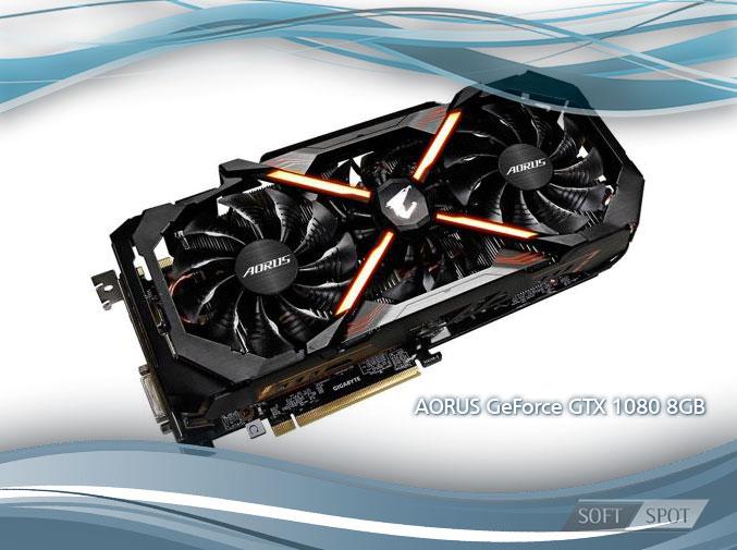 AORUS GeForce GTX 1080 8GB Xtreme OC Edition