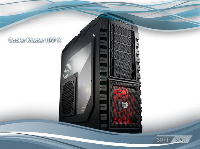Cooler Master HAF-X Case