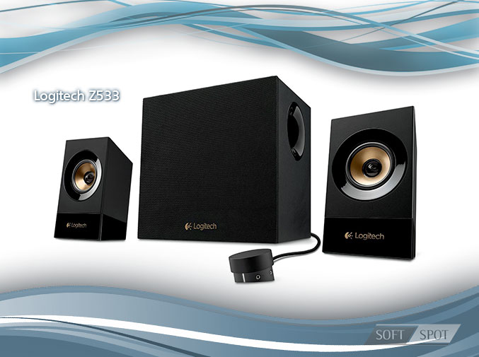 Logitech Speaker System Z533