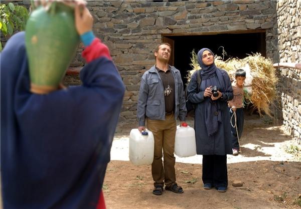 بازیگران و داستان سریال علی البدل +  عکسهای پشت صحنه سریال علی البدل