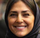"""عکسهای هدی زین العابدین در اکران فیلم """"خانه ایی در خیابان چهل و یکم"""""""