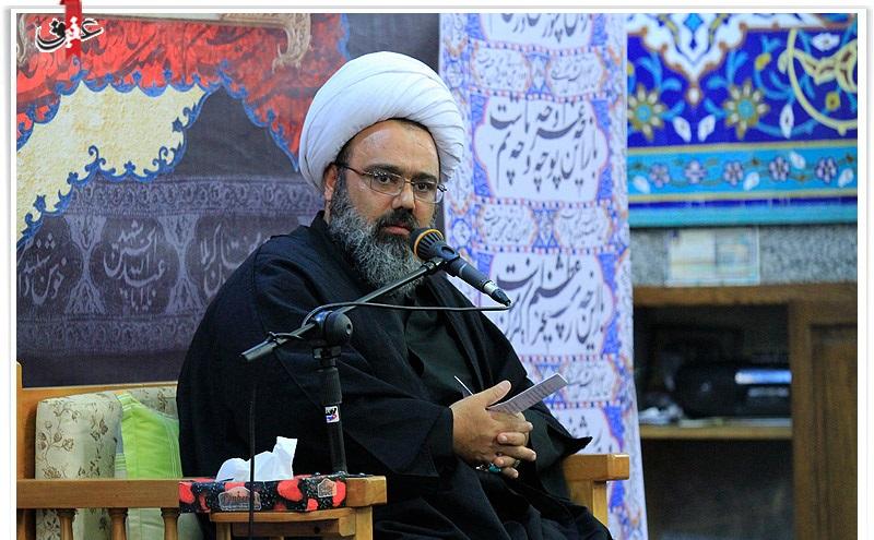 حاج مهدی دانشمند سخنرانی جدید