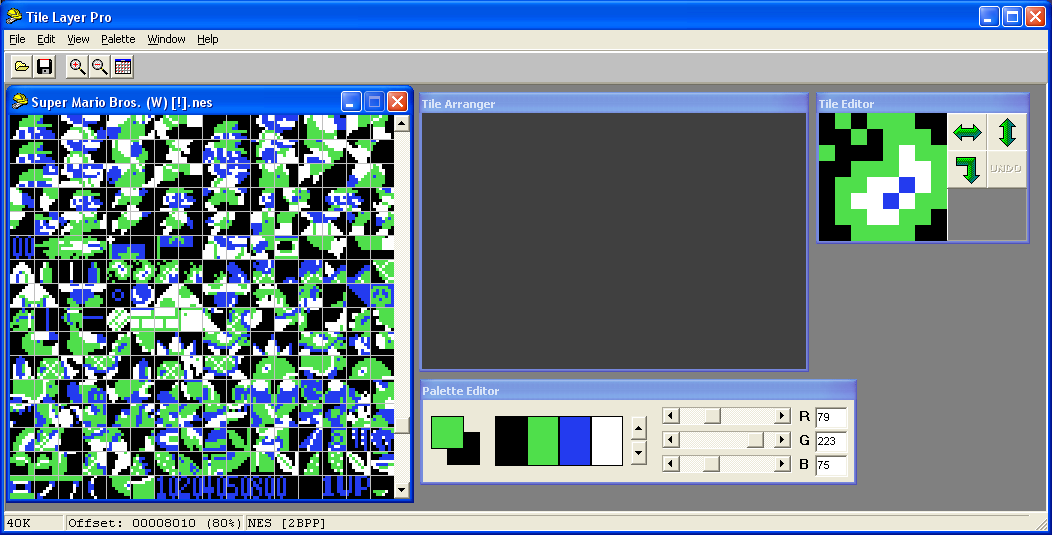 To See And Edit Those Tiles You Can Use Yy Chr Net Or Tile Layer Pro