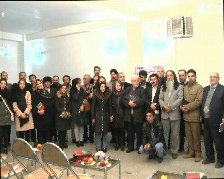 رونمایی مجموعه شعر سس دوشوب شهره علی زارعیان شاملی