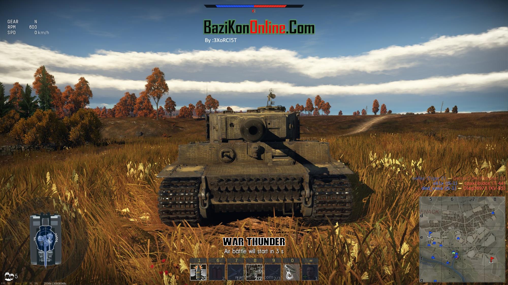 آموزش نصب بازی War Thunder