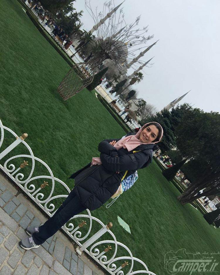 الیکا عدالرزاقی در ترکیه