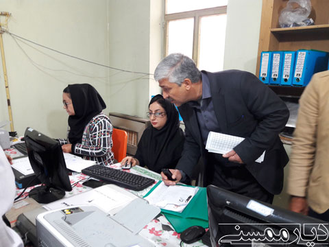 نام نویسی نامزدهای انتخابات شورای شهر و روستا در ممسنی