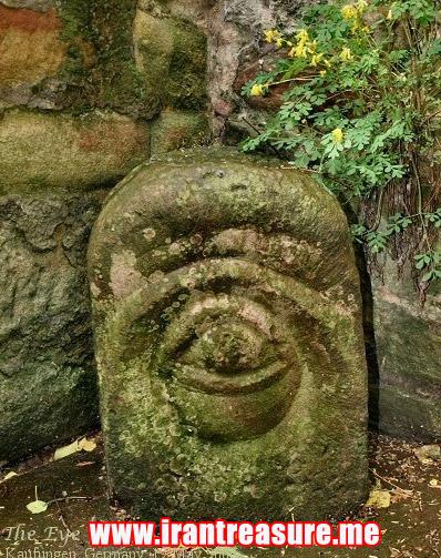 goz953 علامت چشم در دفینه یابی