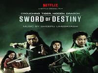 دانلود فیلم ببر خیزان، اژدهای پنهان: شمشیر سرنوشت - Crouching Tiger, Hidden Dragon: Sword of Destiny 2016