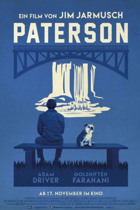 دانلود فیلم Paterson 2016
