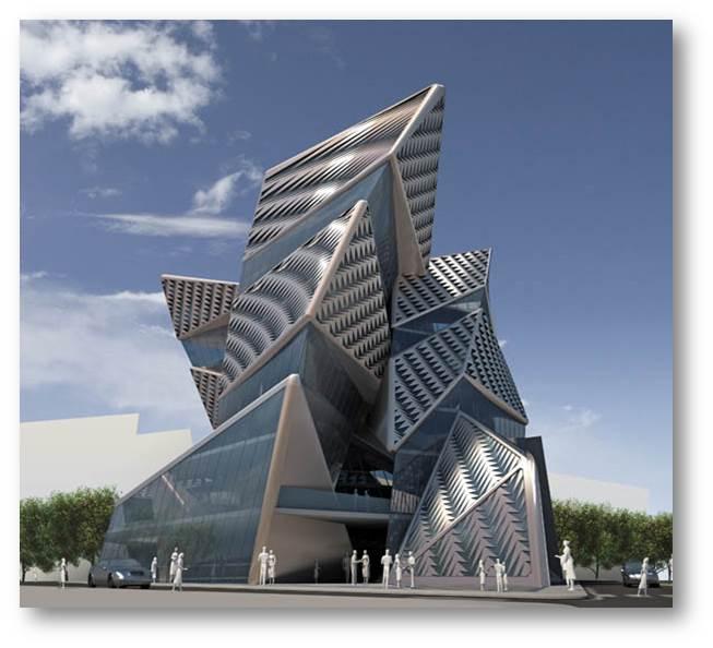 معماری فولدینگ ppt