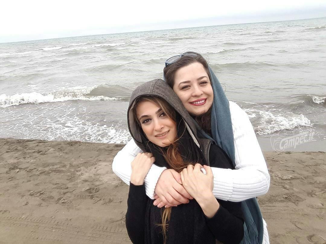 مهراوه شریفی نیا و آناهیتا دری نوروز 1396