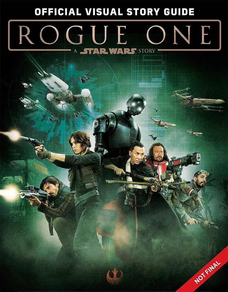 فیلم روگ وان: داستانی از جنگ ستارگان