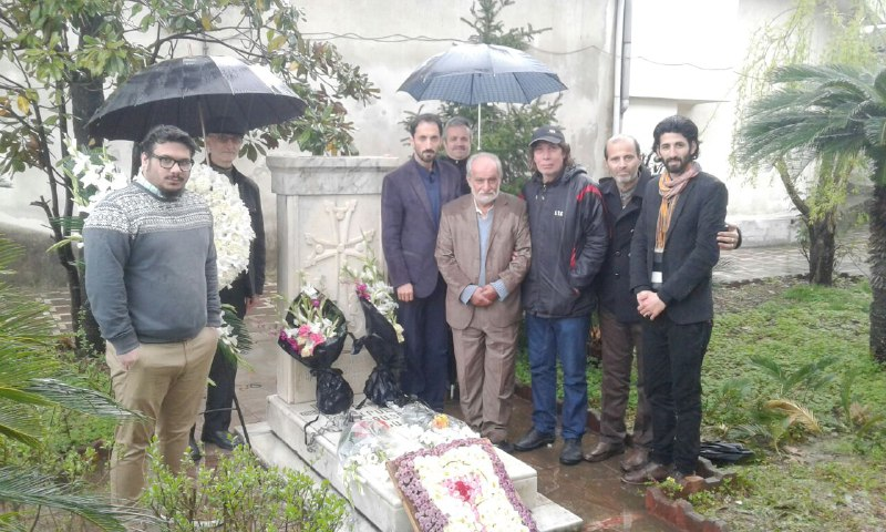 """مراسم بزرگداشت زنده یاد""""آرسن میناسیان"""""""